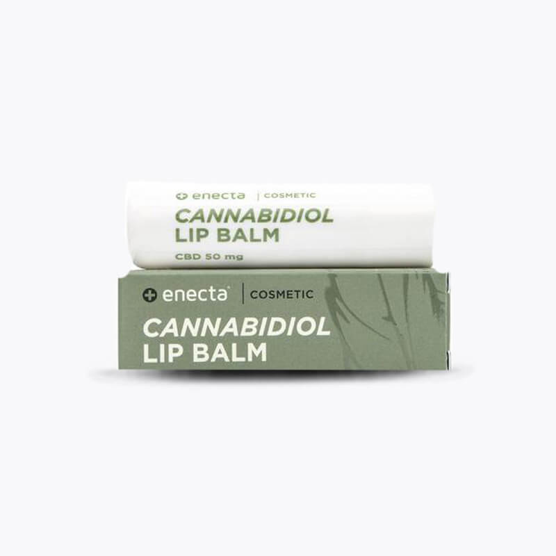 Cannabidiol Lip Balm │ 50 mg │ 5,5 ml - HEMPERIA