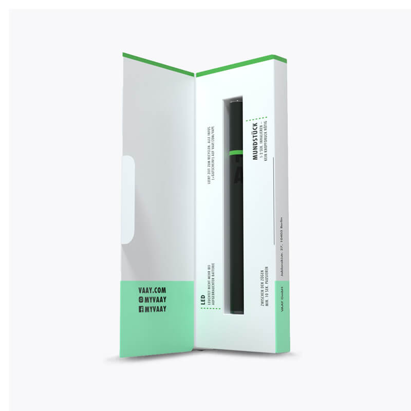 Diffuser Pen │ Herbal - HEMPERIA