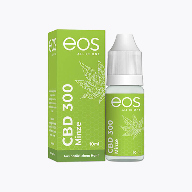 CBD E-Liquid Minze - HEMPERIA