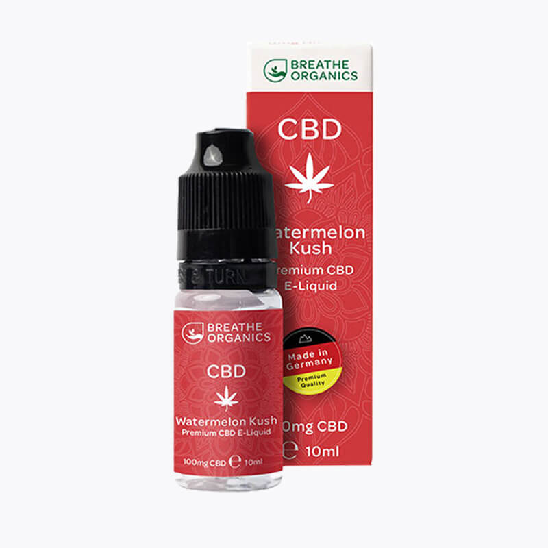 Premium CBD E-Liquid Watermelon Kush - HEMPERIA