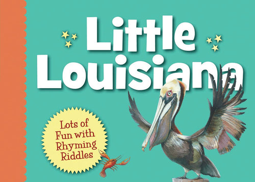 Little Louisiana toddler board book
