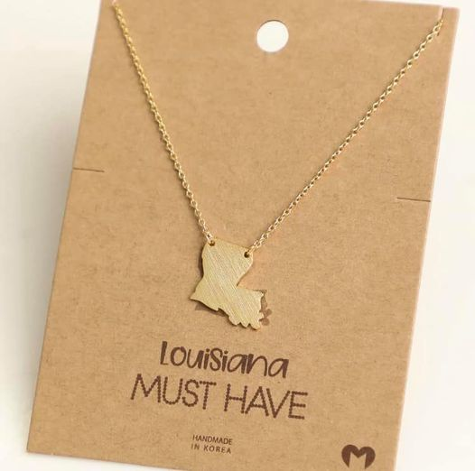 Louisiana MUST HAVE Necklace