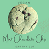 Vegan Mint Chocolate Chip Boss Cookie