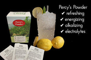 Percy's Powder mineral supplement