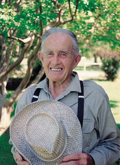 Percy Weston - Centenarian Farmer
