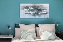 "Load image into Gallery viewer, ""The Morning After"" Hand Painted on Wrapped Canvas"