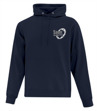 Load image into Gallery viewer, Sault Cycling Club Cotton Hooded Sweatshirt