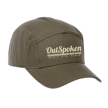 Load image into Gallery viewer, OutSpoken U-Manitou Roots73 Ballcap