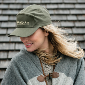 OutSpoken U-Manitou Roots73 Ballcap