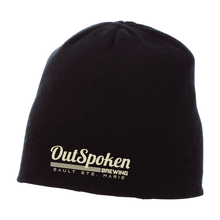 Load image into Gallery viewer, OutSpoken Knit Beanie