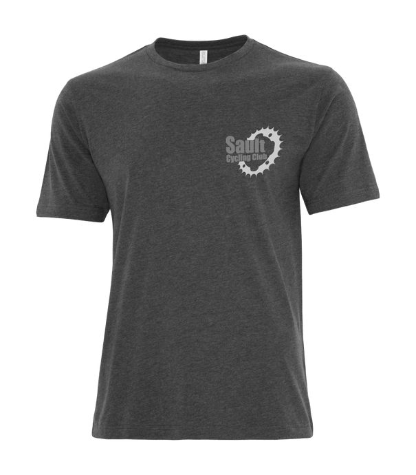 Sault Cycling Club Round Neck Cotton Tee