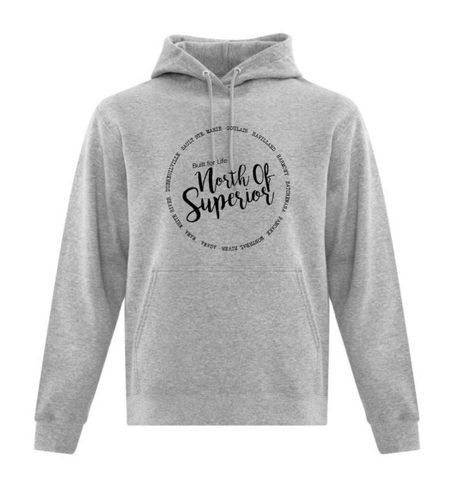 North of Superior Treasured Locations Hoodie