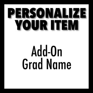 Add-On - Grad Name