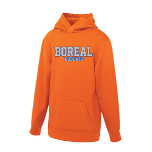Boreal Bobcats Spirit Wear Game Day Hoodie - Youth AND Adult