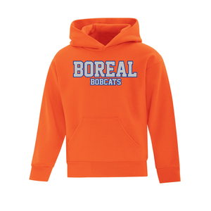 Boreal Bobcats Spirit Wear Hoodie - Youth AND Adult