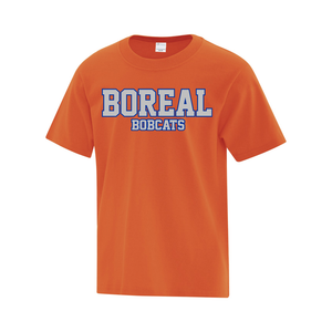 Boreal Bobcats Spirit Wear Tee - Youth AND Adult