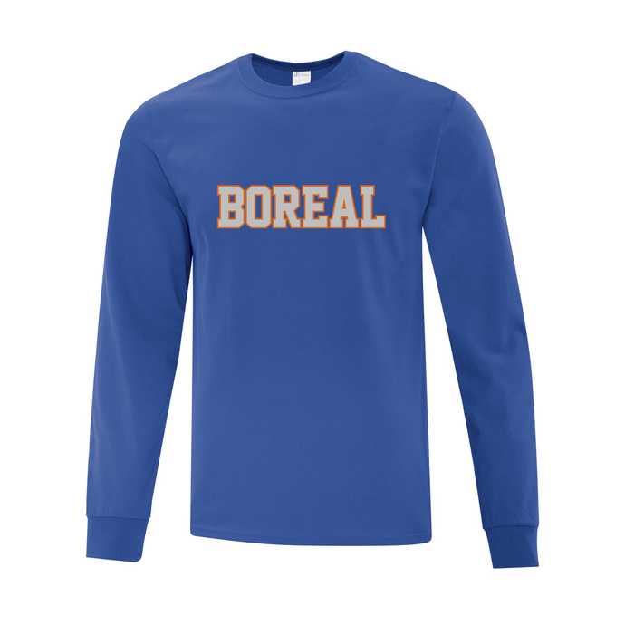 Boreal Spirit Wear Long Sleeve Tee - Youth AND Adult