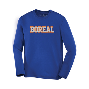 Boreal Spirit Wear Pro Team Long Sleeve Tee - Youth AND Adult