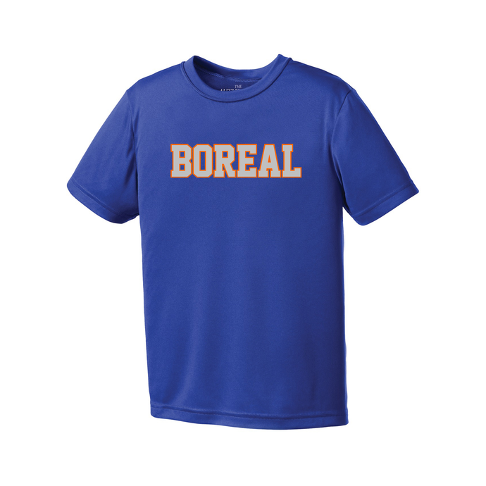 Boreal Spirit Wear Pro Team Tee - Youth AND Adult