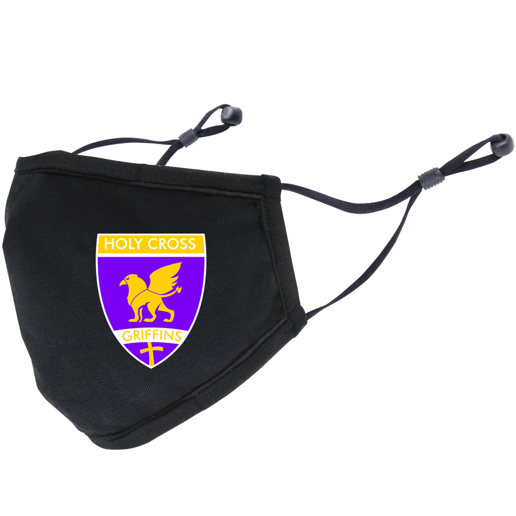 Holy Cross Adult Face Mask