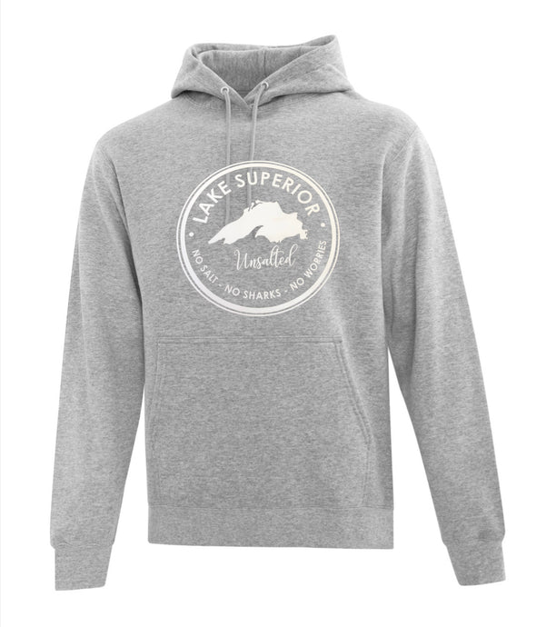 Lake Superior Unsalted Hoodie