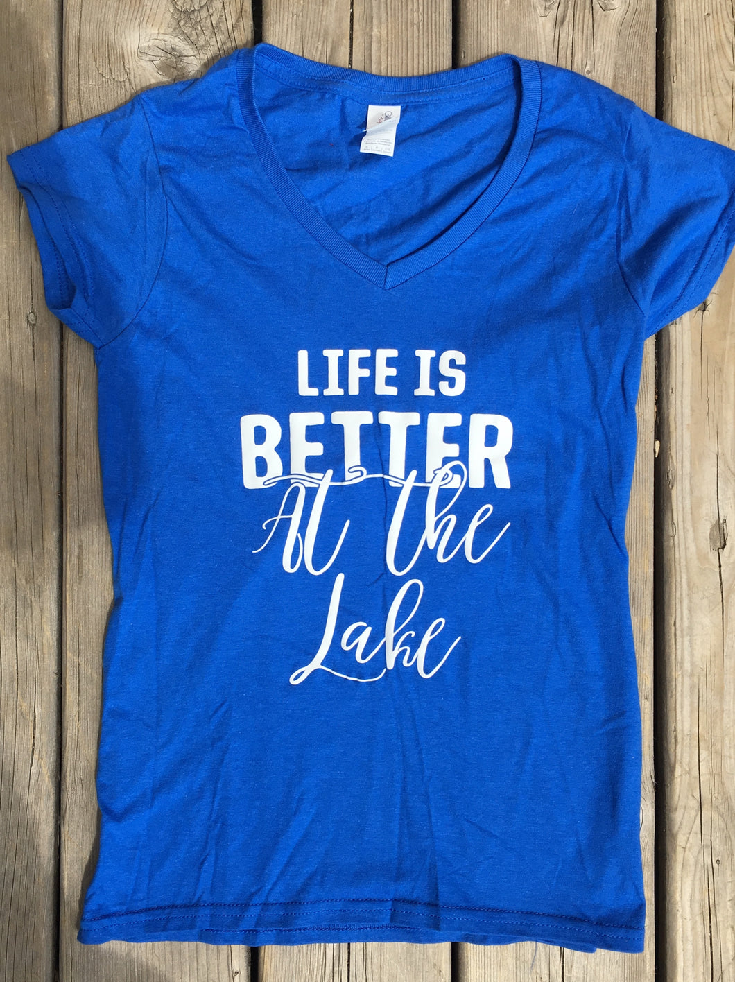 Life is Better at the Lake Tee