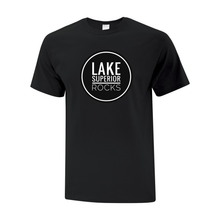 Load image into Gallery viewer, Lake Superior Rocks Unisex Tee