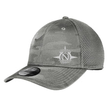 Load image into Gallery viewer, NOS New Era Camo Stretch Tech Mesh Hat