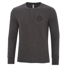 Load image into Gallery viewer, NOS Thermal Long Sleeve Henley