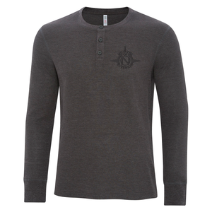 NOS Thermal Long Sleeve Henley