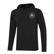 Load image into Gallery viewer, REBEL GYM Adult Long Sleeve Hooded Tee