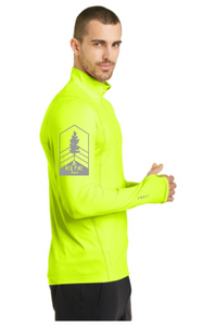 Limited Edition NOS x RPT 4 MTN RACE SERIES Reflective 1/4 Zip