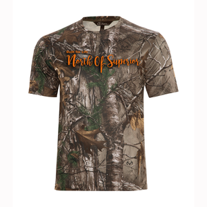 North Of Superior Realtree Tee