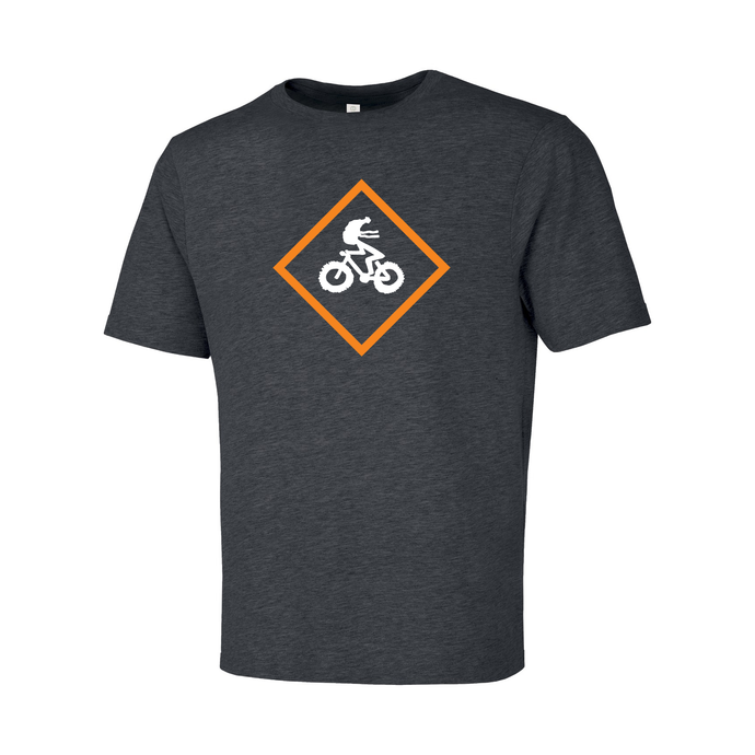 SCC Fat Biking - Rasta Man Unisex Tee