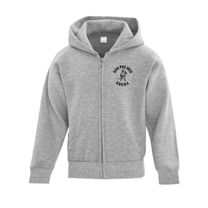 SPWHA Youth Hooded Full Zip Sweatshirt