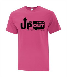 Stand Up Speak Out Tee