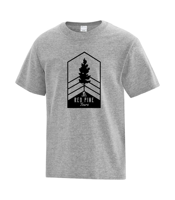Red Pine Tours Youth Short Sleeve Tee