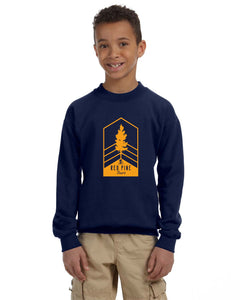 Red Pine Tours Youth Crewneck Sweater