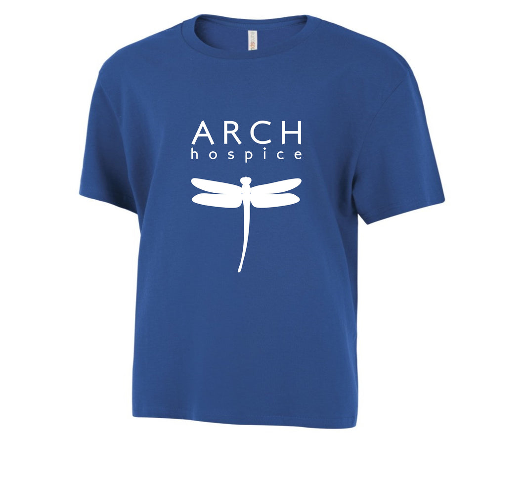 Arch Youth Round Neck Tee