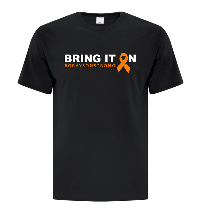 #GraysonStrong Cotton Tee
