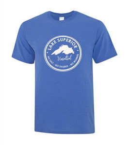 Lake Superior Unsalted Tee