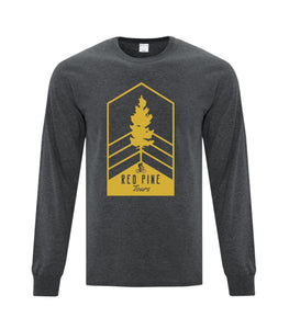 Red Pine Tours Long Sleeve Tee