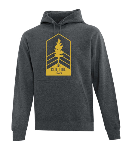 Red Pine Tours Hooded Sweatshirt
