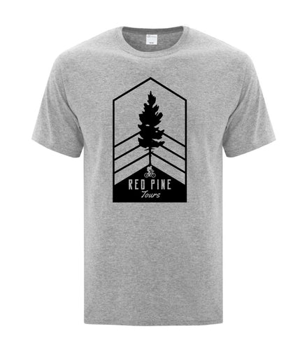 Red Pine Tours Short Sleeve Tee