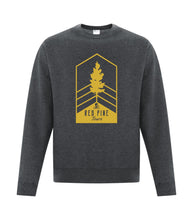 Load image into Gallery viewer, Red Pines Tours Crewneck Sweaters