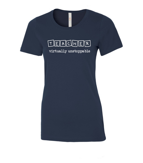 Virtually Unstoppable Tee