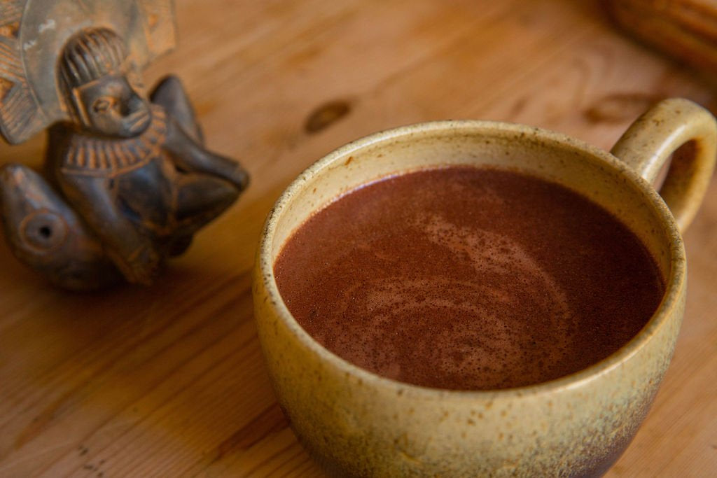 cacao goddess cup