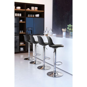 Mango Bar Chair Black