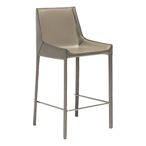 Chic Bar Chair Stone Gray