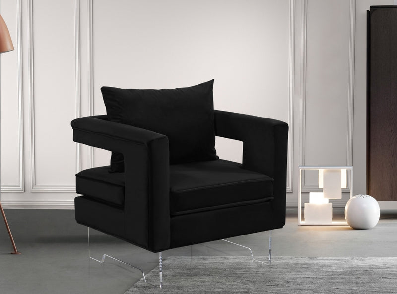 Accent Chair- FDCMF70502BL
